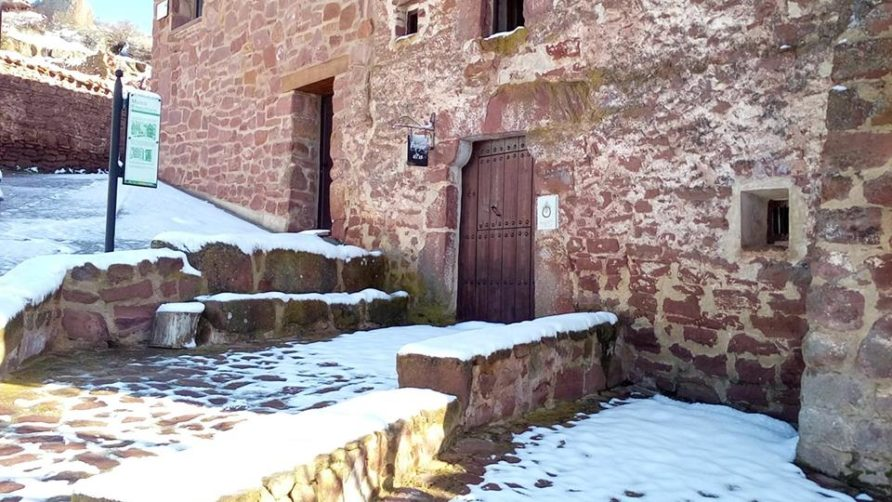 Casa rural Espigas altas Sierra de Albarracín