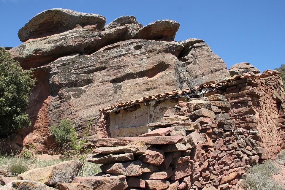 colmenar Moricantada colmenares Albarracín