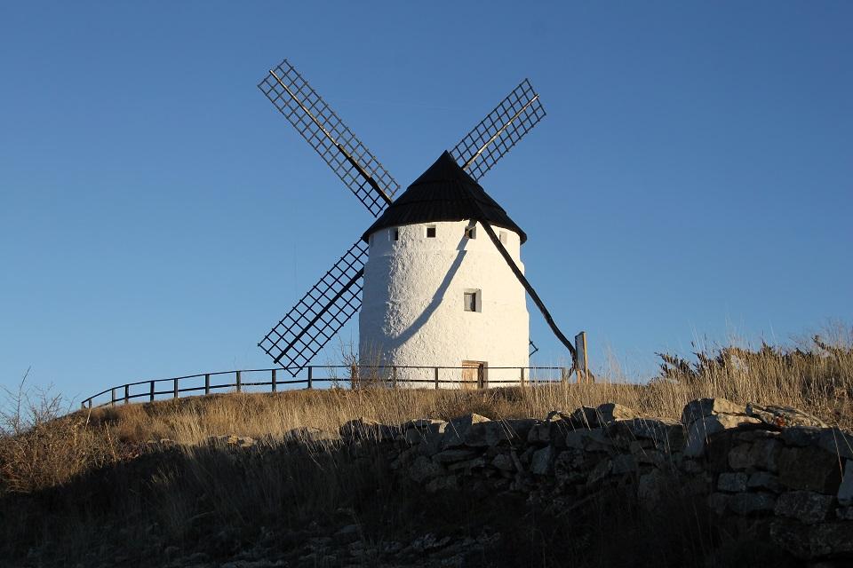 molinos de viento Ojos Negros