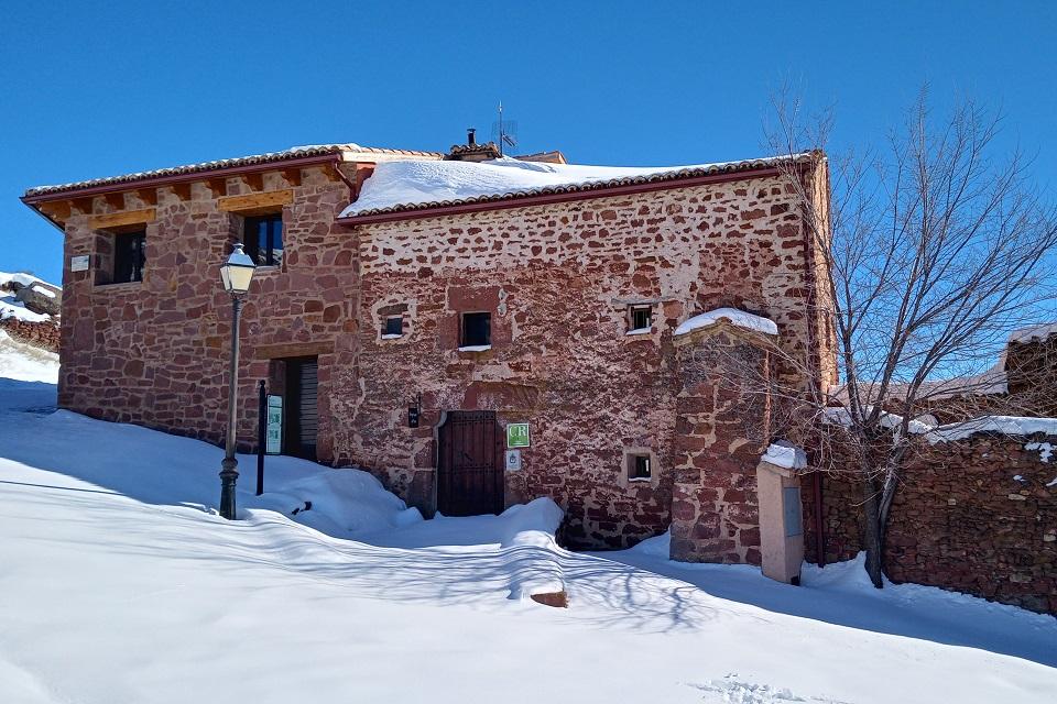 Filomena Rodenas sierra de Albarracín