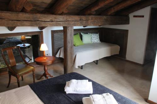 Habitación Moricantada