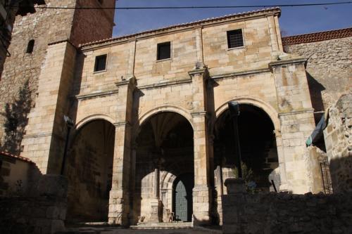 Iglesia del Salvador    Terriente
